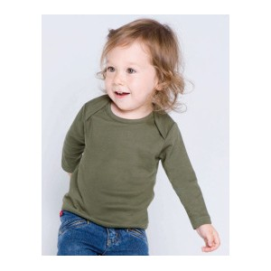 Longsleeve Baby T-Shirt - Tender Loving Clothing