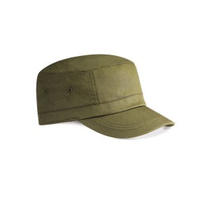 Beechfield Organic Cotton Army Cap