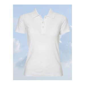 Earth Positive Womens Organic Polo